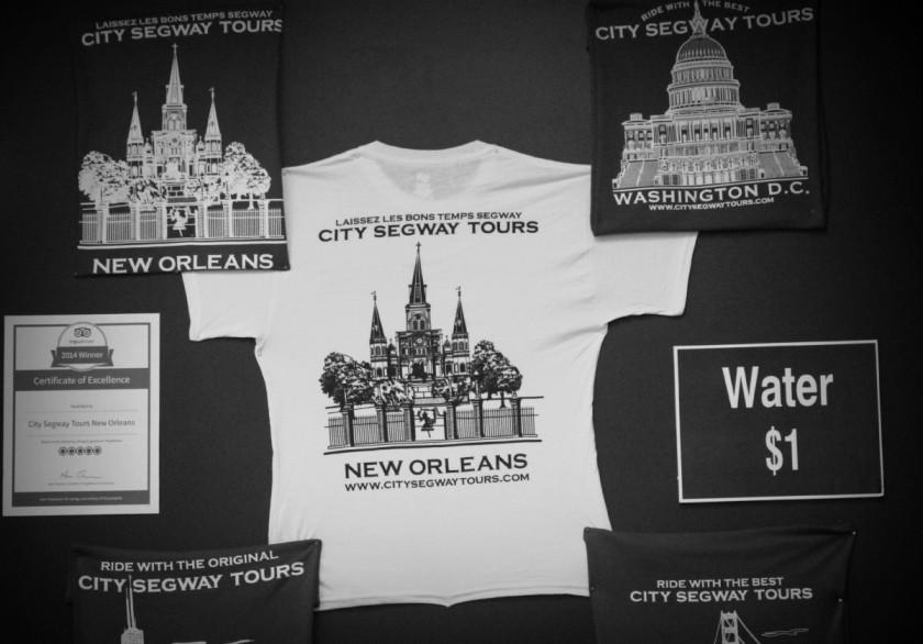 """City Segway Tours, """"Laissez les bons temps segway."""""""