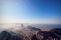 It makes Sugarloaf look so tiny!