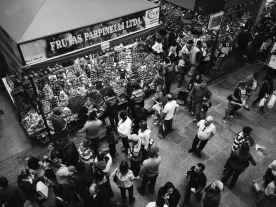You could buy pretty much anything in Mercado Municipal.