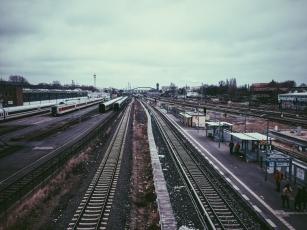 Ostbahnhof.