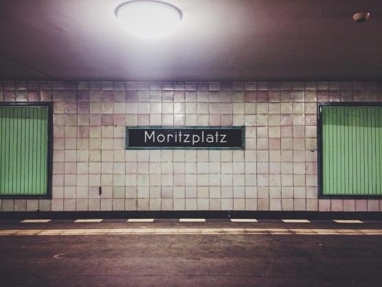 Moritzplatz Station.