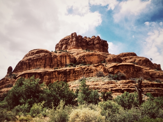 Cathedral Butte.