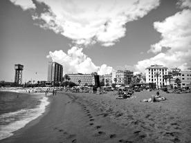 Barceloneta.
