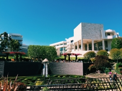 The Getty.