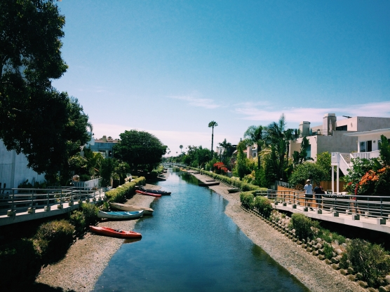 Venice Canals.