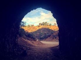 The Bat Cave.