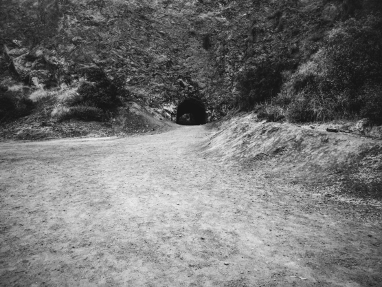 Bronson Caves.