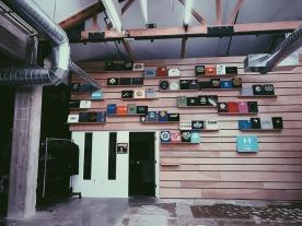 Hawthorne wall o'WordCamps