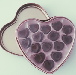 Valentine's day gifts from Cacau Show.