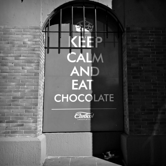 The chocolate museum, but not really.