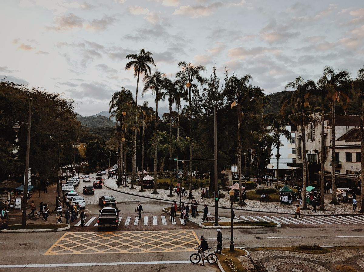 A Weekend in Petrópolis